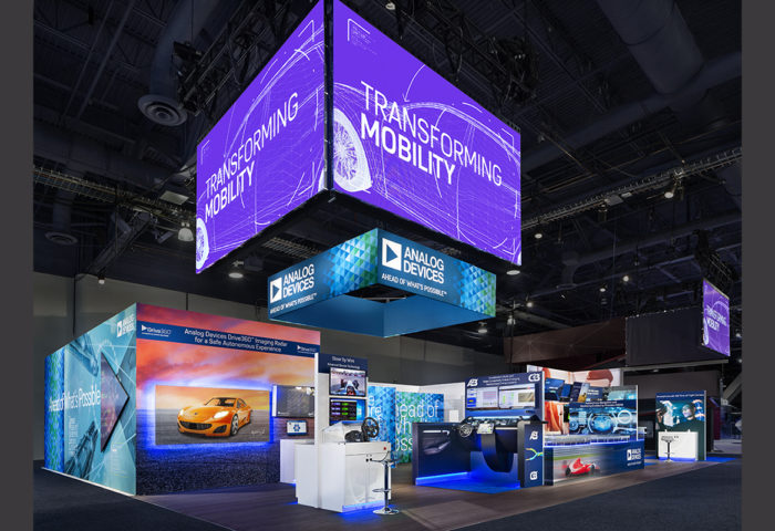 Analog Devices Exhibit